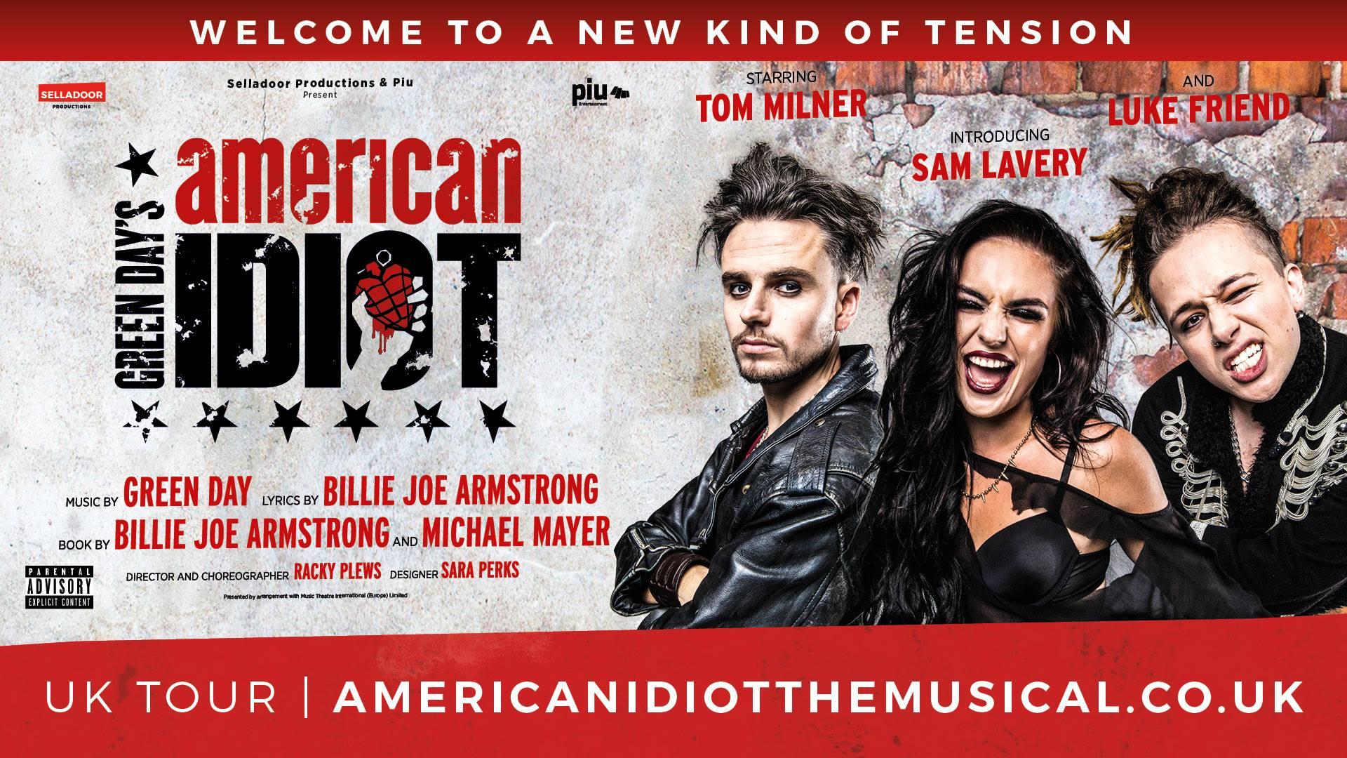 American Idiot<br>UK Tour
