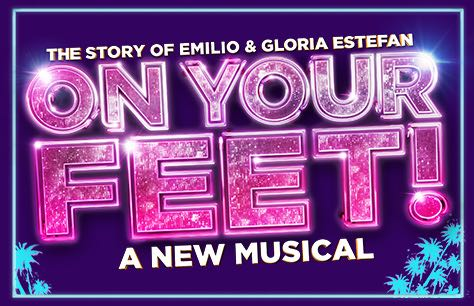 On Your Feet<br>UK Tour