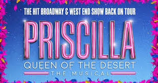 Priscilla<br>UK Tour