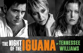 Night of the Iguana<br>West End