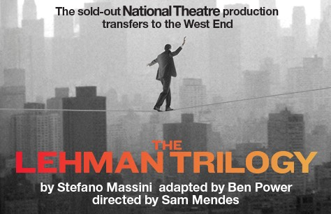 The Lehman Trilogy<br>Broadway