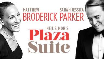 Plaza Suite<br>Broadway
